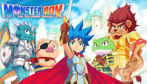 Monster Boy and the Cursed Kingdom free