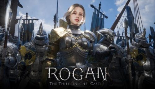 ROGAN The Thief in the Castle free