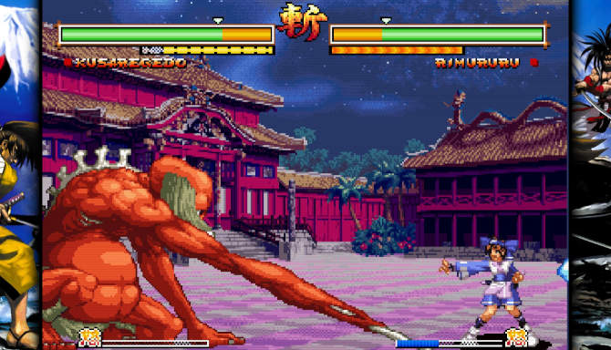 SAMURAI SHODOWN V SPECIAL » FREE DOWNLOAD - CRACKED-GAMES.ORG