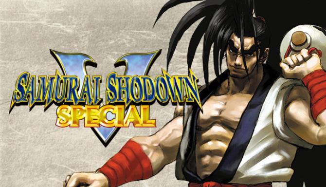 SAMURAI SHODOWN V SPECIAL free