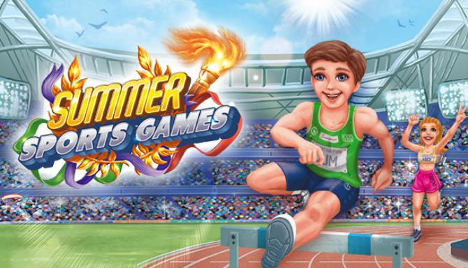 Summer Sports Games free