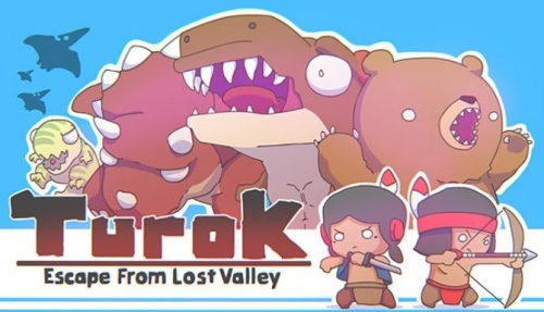 Turok Escape from Lost Valley free