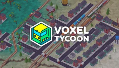 Voxel Tycoon free