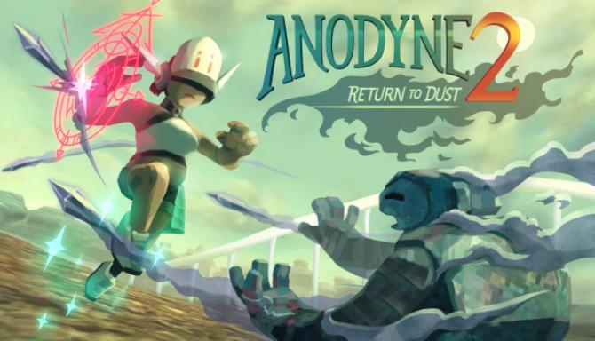 Anodyne 2 Return to Dust