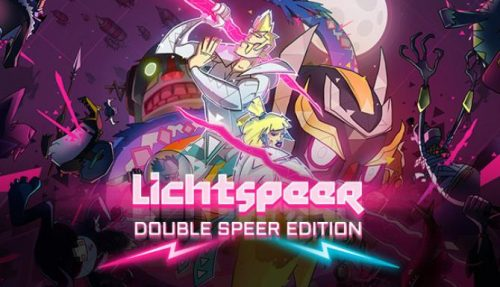 Lichtspeer Double Speer Edition