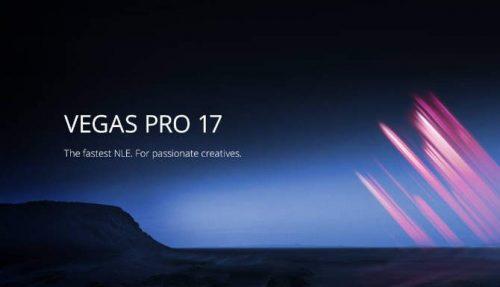 VEGAS Pro 17 free
