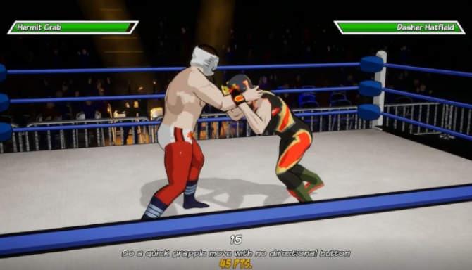 CHIKARA Action Arcade Wrestling free download