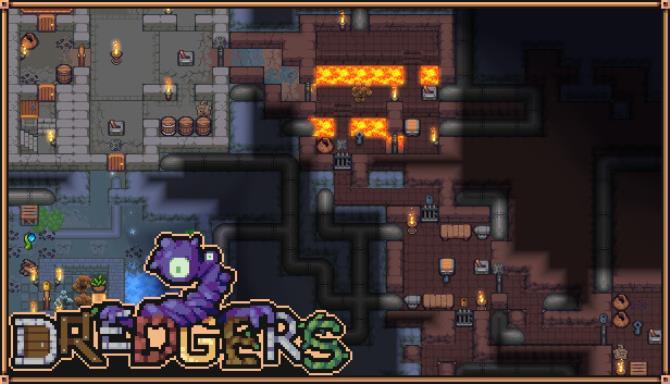 Dredgers