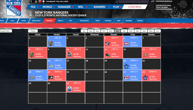 Franchise Hockey Manager 6 free download