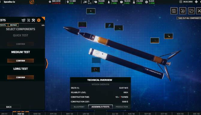 Space Company Simulator free download
