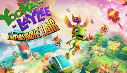 Yooka Laylee and the Impossible Lair free