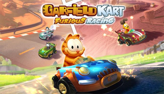 Garfield Kart – Furious Racing