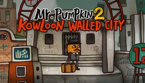 Mr. Pumpkin 2 Kowloon walled city
