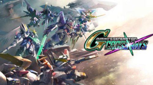 SD GUNDAM G GENERATION CROSS RAYS free