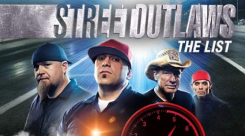 Street Outlaws The List free