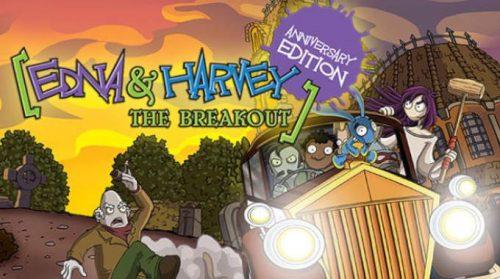 Edna Harvey The Breakout Anniversary Edition free