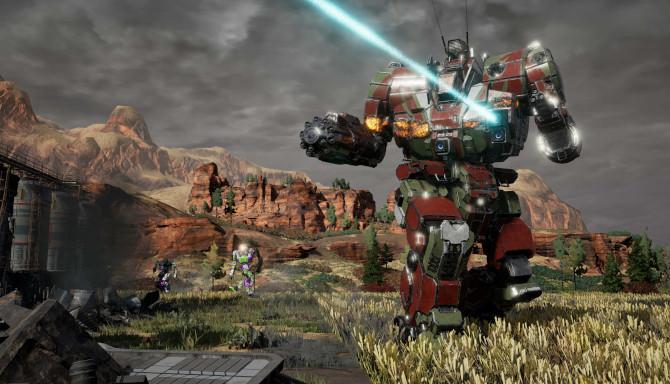 MechWarrior 5 Mercenaries free download
