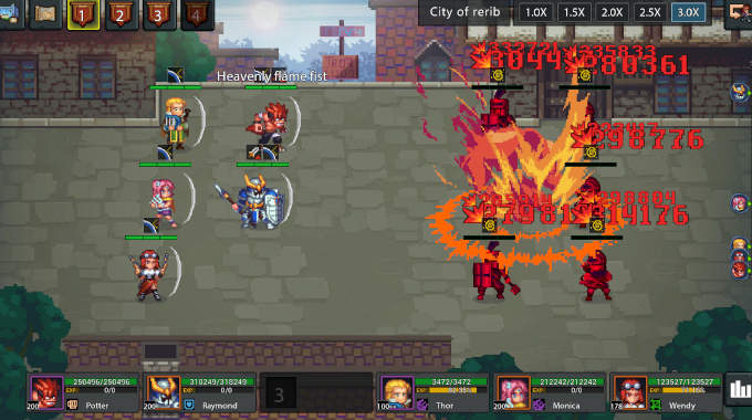 No brainer Heroes free download
