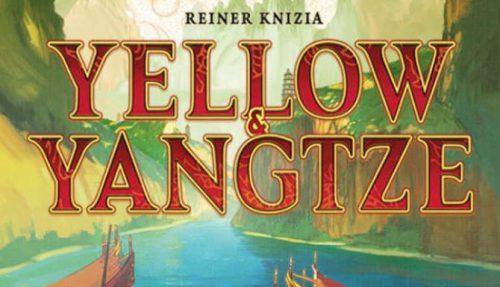 Reiner Knizia Yellow Yangtze free