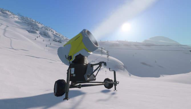 Winter Resort Simulator cracked