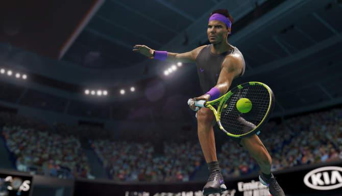AO Tennis 2 cracked