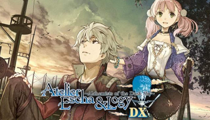 Atelier Escha Logy Alchemists of the Dusk Sky DX free