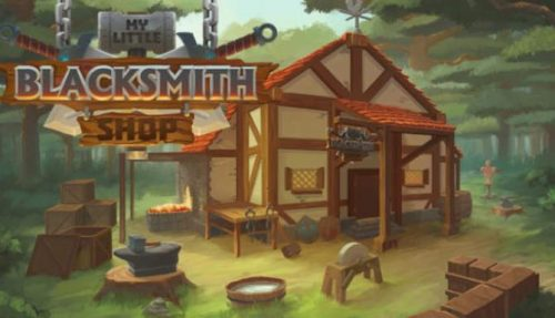 My Little Blacksmith Shop free