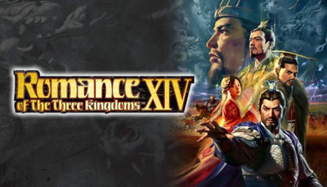ROMANCE OF THE THREE KINGDOMS XIV free