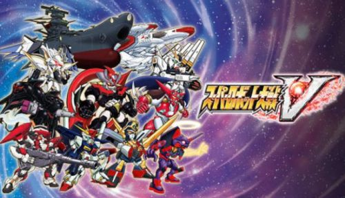 SUPER ROBOT WARS V free