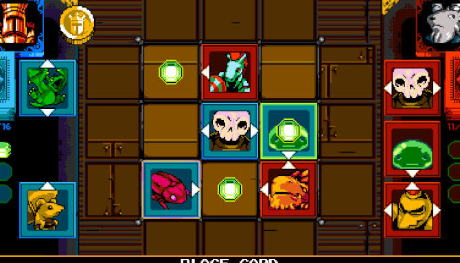 Shovel Knight King of Cards free download