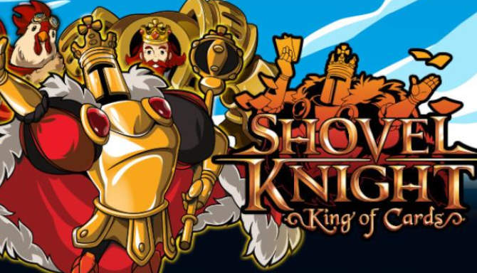 Shovel Knight King of Cards free