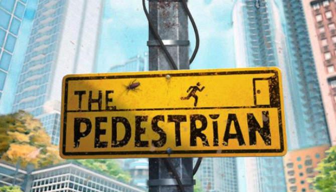 The Pedestrian free