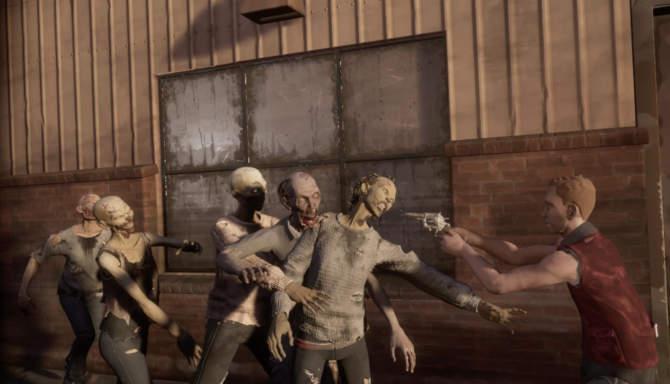The Walking Dead Saints Sinners free download