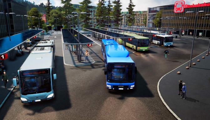 Bus Simulator 18 cracked