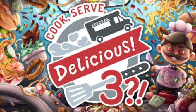Cook Serve Delicious 3 free