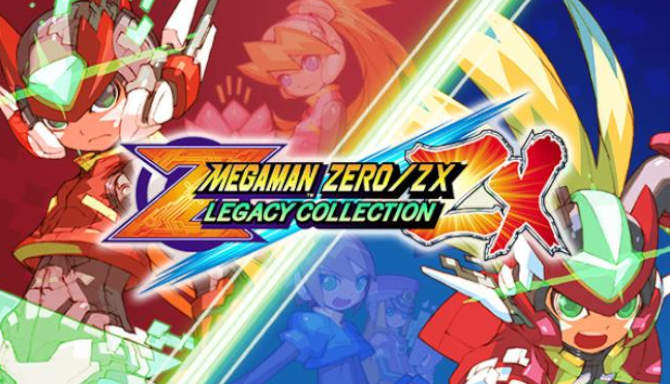 Mega Man ZeroZX Legacy Collection free