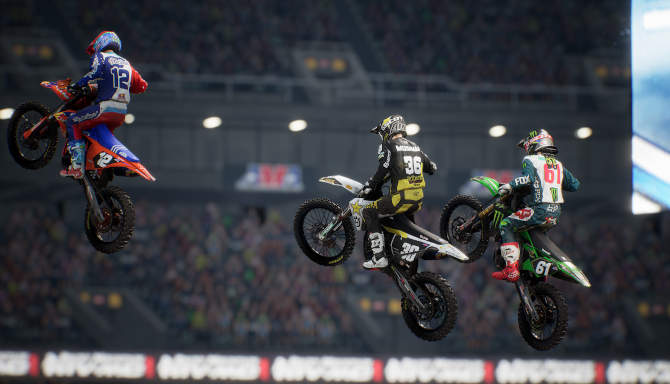 Monster Energy Supercross The Official Videogame 3 for free