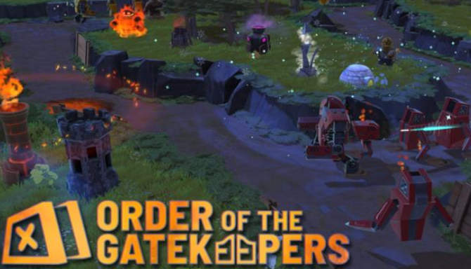 Order Of The Gatekeepers free
