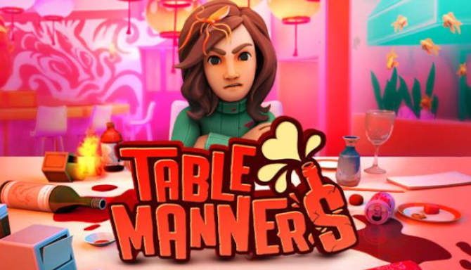 Table Manners Physics Based Dating Game free