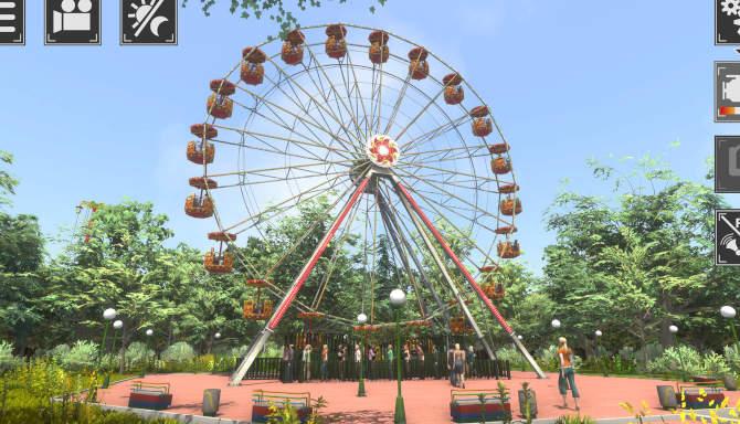Theme Park Simulator free download