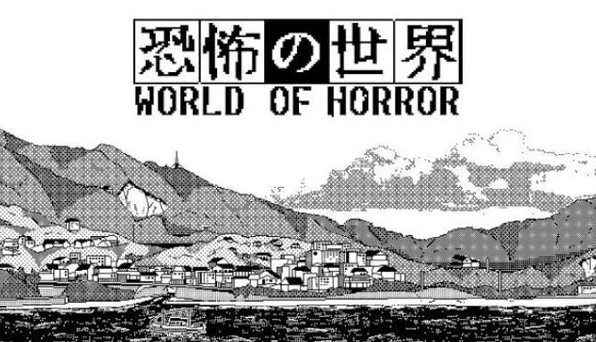 WORLD OF HORROR free
