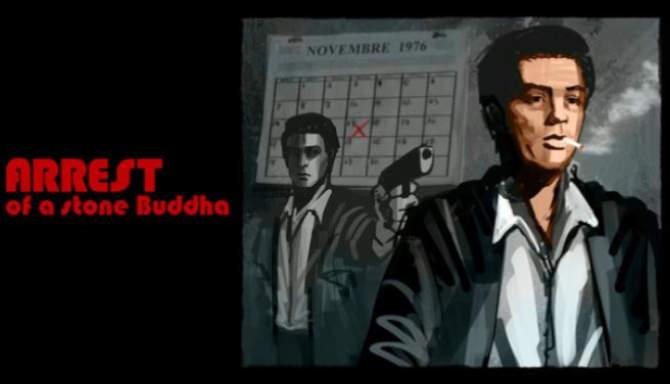Arrest of a stone Buddha free