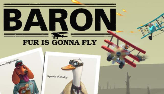Baron Fur Is Gonna Fly