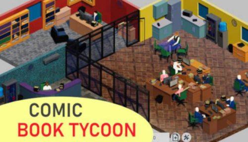 Comic Book Tycoon free