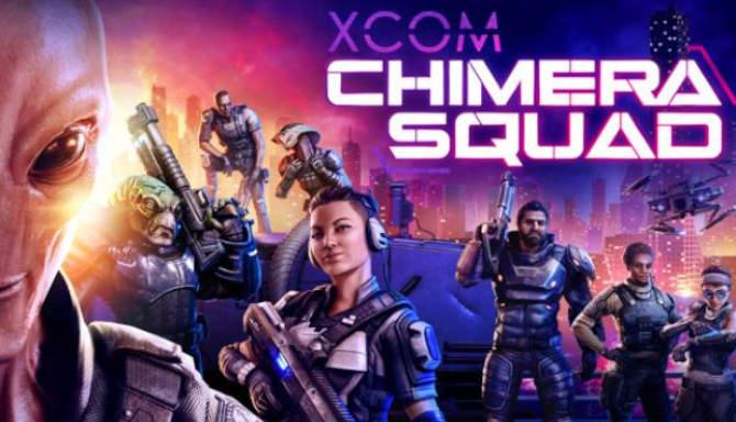 XCOM Chimera Squad