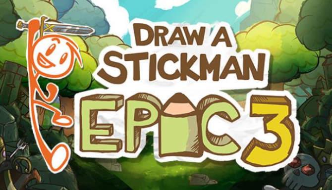 Draw a Stickman EPIC 3 free