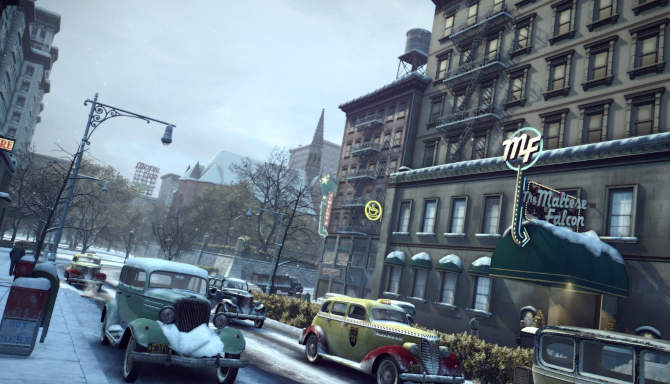 Bedava Mafia II Definitive Edition