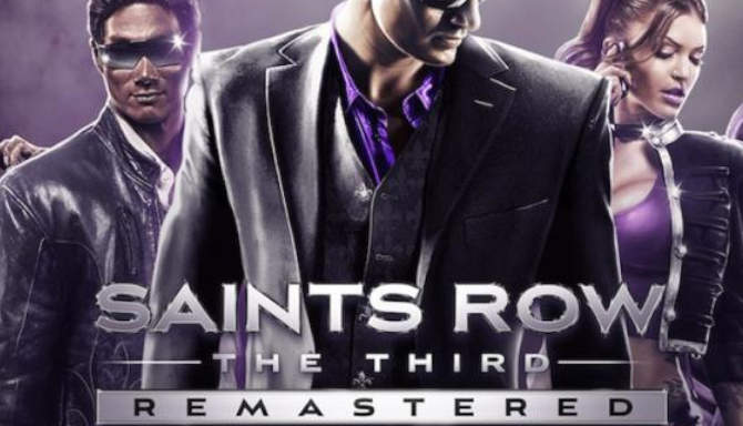 Saints Row The Third Remastered free