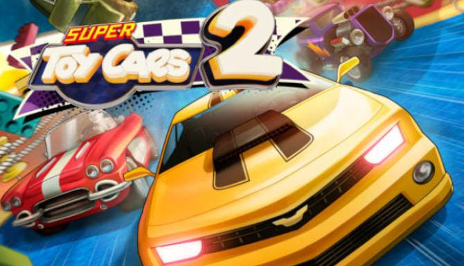 Super Toy Cars 2 free