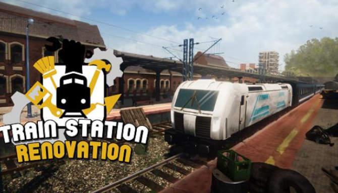 Train Station Renovation free